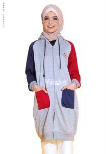 Jaket Muslimah HIJABER GROOVY HIJACKET