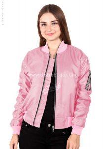 jaket bomber wanita murah pink