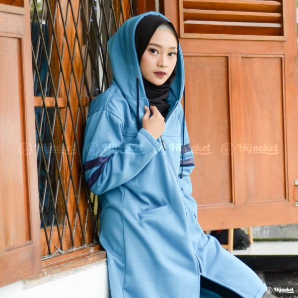 Jaket Muslimah Hijacket Beautix Harbor