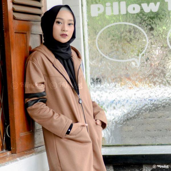 Jaket Muslimah Hijacket Beautix Magnum