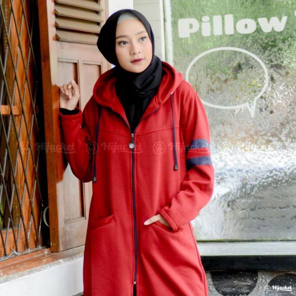 Jaket Muslimah Beautix Ruby