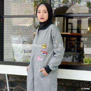 Jaket Muslimah Hijacket Twistone