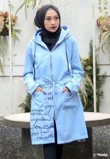 Jaket Muslimah Urbanashion