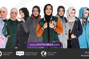 sweater wanita muslimah hijaber