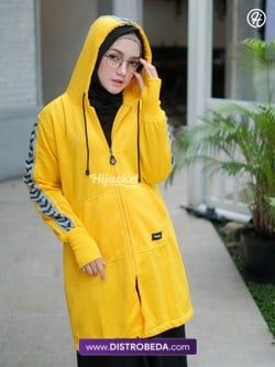 Hijacket naura Yellow