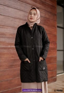 Hijacket Belva Black Original