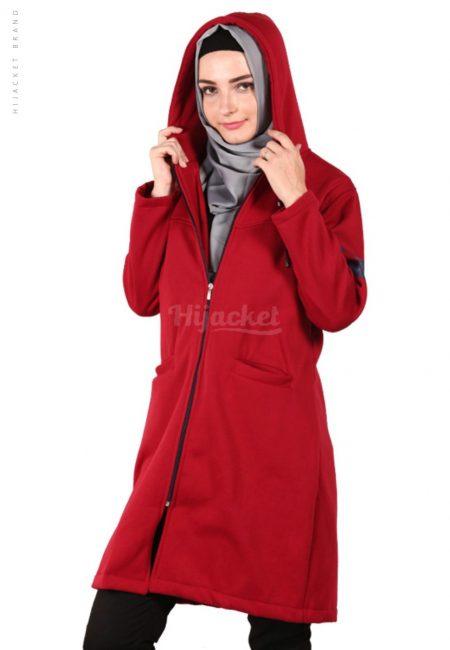 Jaket Hijab muslimah Panjang