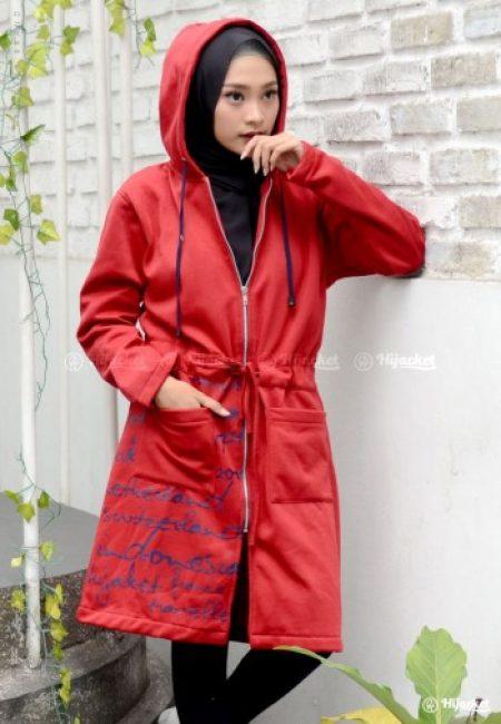 Jaket Muslimah Urbanashion Ruby