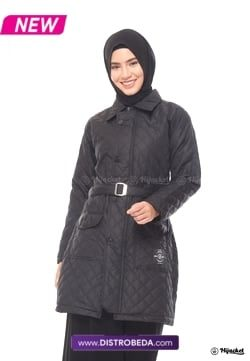 Hijacket Agnesia Black Distrobeda Original