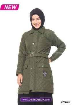 Hijacket Agnesia Green Distrobeda Original