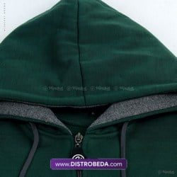 Hijacket Aurelia Distrobeda HJ-AUR-GREEN-03