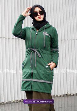 Hijacket Aurelia Distrobeda Jaket Aurelia original Muslimah Hijaber original