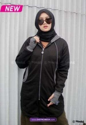 Hijacket Elektra Black