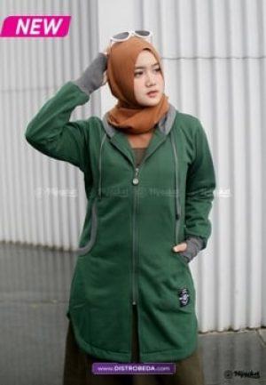Hijacket Elektra Green