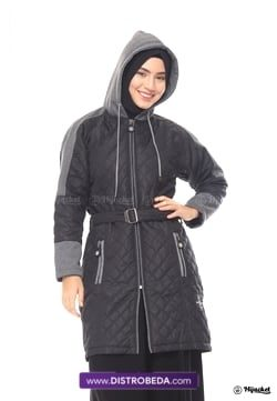 Hijacket Queenbee Black Distrobeda Original