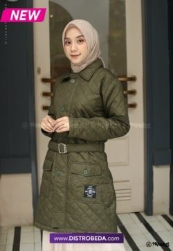 Hijacket Agnesia green