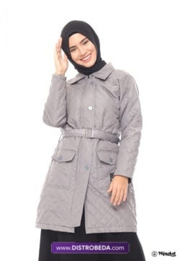 Hijacket agnezia Distrobeda Original HJ-AGN-GREY-05 250x361