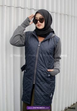 Hijacket Graciella Navy Origina