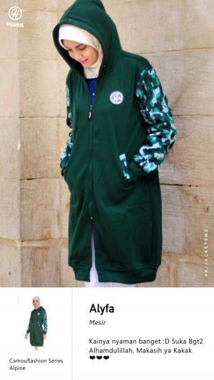 Jaket hijab muslimah panjang Testimoni-Hijacket-45